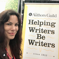 Marina Aris NYC Authors Guild Ambassador
