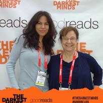 Marina Aris and Diane Fener BookExpo 201