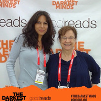 Marina Aris and Diane Fener BookExpo 201