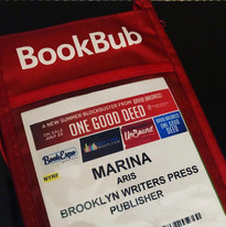 Marina Aris Brooklyn Writers Press BookE