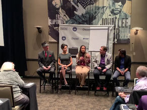 Founder Stories: Presenting the Brooklyn Writers Press at the Las Vegas PowerTeam Intl Conference