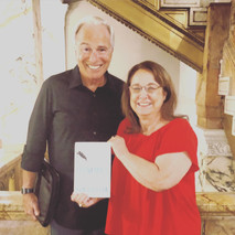 Diane Fener and Ken Auletta.jpg