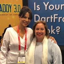 Marina Aris and Beth Kallman Werner Book