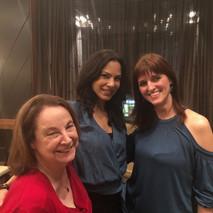 Marina Aris Diane Fener and MM DeVoe