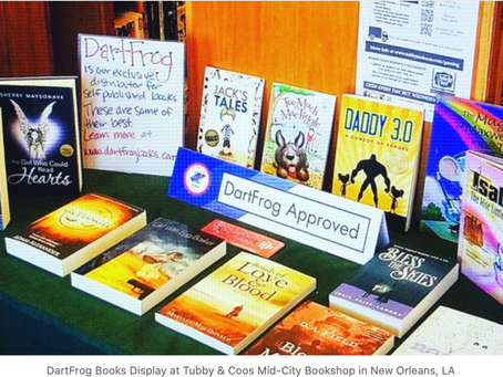 The Best In Self-Publishing on Independent Bookstore Shelves, Direct To Shelf Program Launch