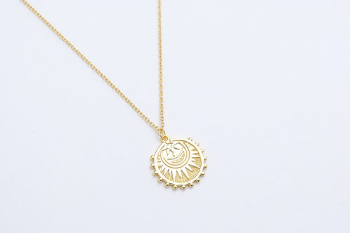 Sun Energy Necklace