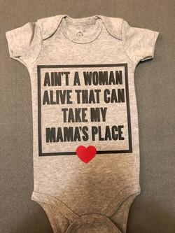 Mama Onesie