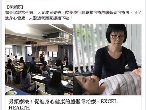 Acorn Seminars 髗骶骨治療 CST-1 中文基礎課程