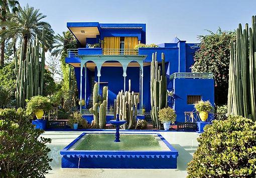 Les Jardins Majorelle Marrakech