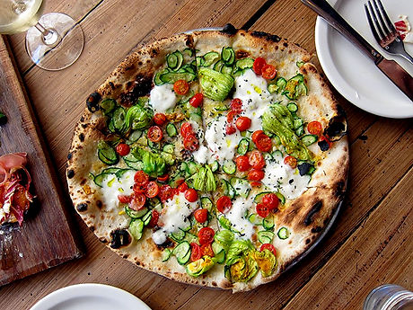 Gjelina pizza