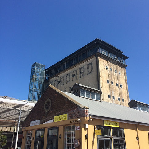 The old biscuit mill Cape Town