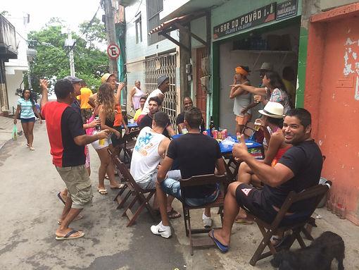 Favela do vidigal rio de Janeiro