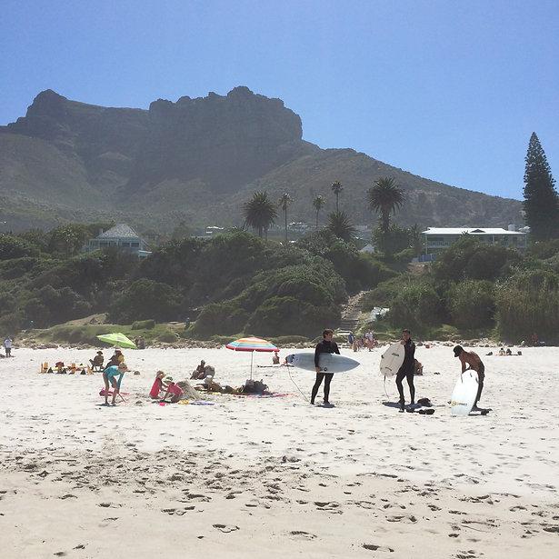 Landudno Beach Cape Town
