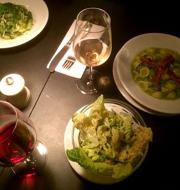 Drei restaurant Berlin