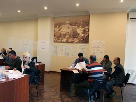 USAID/REAP და სურსათის ეროვნული სააგენტოს ერთობლივი პროექტი