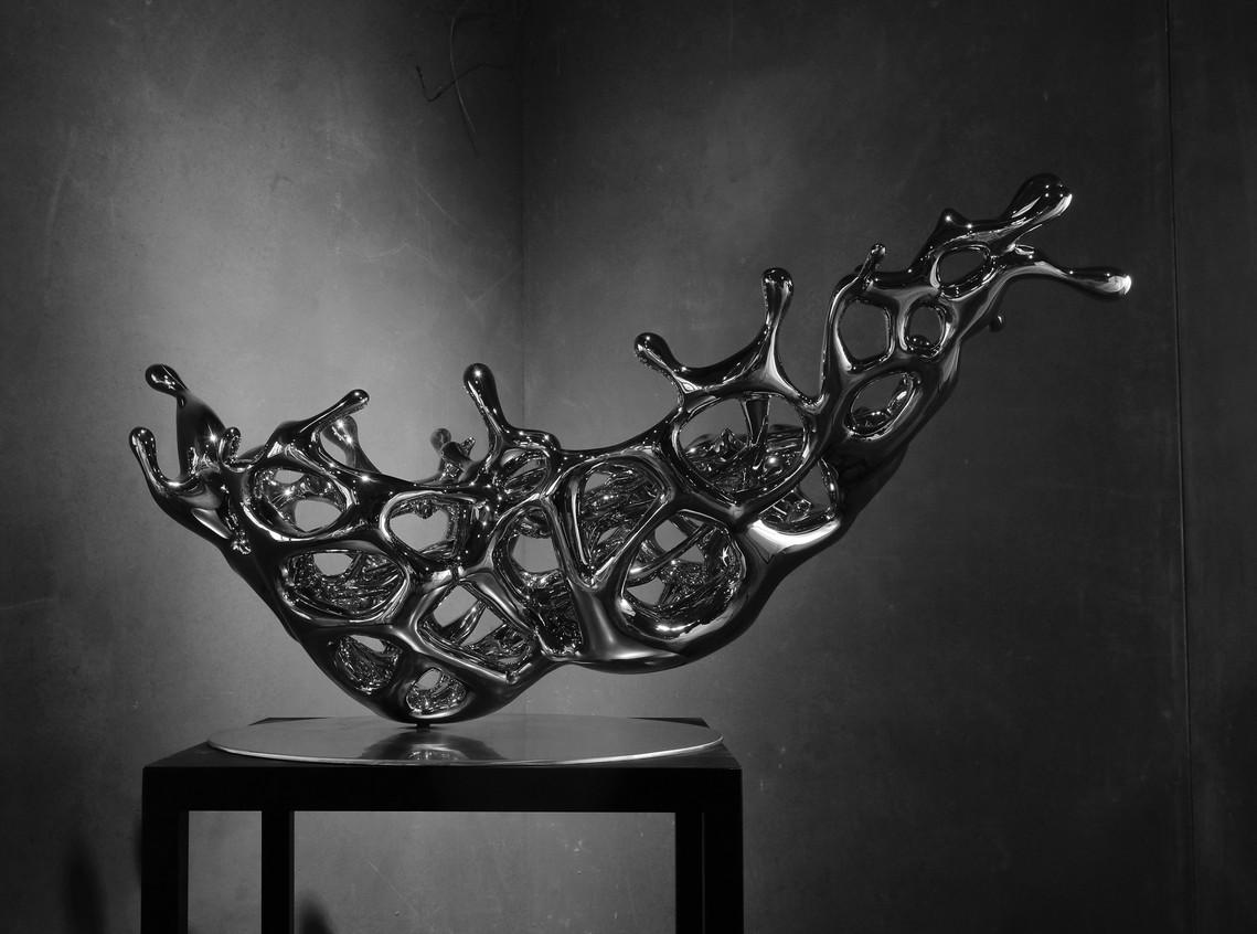 媒 材 - 不 鏽 鋼