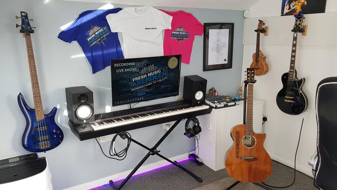 The Studio @ Fresh Music