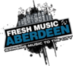 Fresh Music Aberdeen Logo