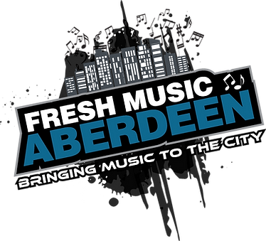 Fresh Music Aberdeen Logo