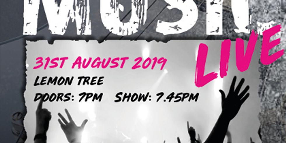 Fresh Music Live 2019 | Guitar Lessons Aberdeen