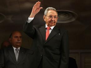 Raúl Castro deixa liderança do Partido Comunista Cubano