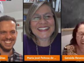 """Live do projeto """"Fale com Ela"""" recebe socialista Maria José do Tororó"""