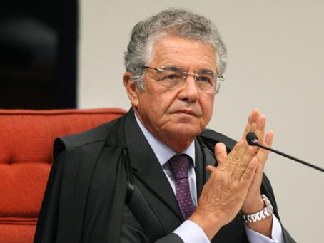 Aposentadoria de Marco Aurélio Mello no STF é publicada no DOU