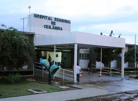 Médicos denunciam precariedade do Hospital de Ceilândia