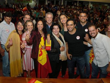 Definidas datas dos congressos municipais, estaduais e Nacional do PSB