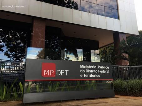Extração ilegal na FLONA: PSB-DF vai ao Ministério Público contra governo Ibaneis