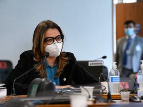 Entrevista: senadora Leila Barros fala sobre a CPI da Pandemia e cobra respostas do GDF