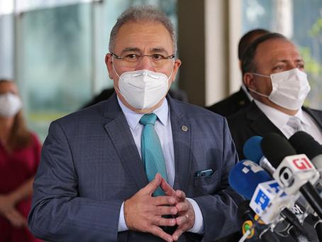 CPI da Pandemia: ministro da Saúde e presidente da Anvisa falam nesta quinta