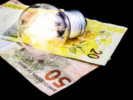 Aneel aumenta em 52% taxa extra na conta de luz