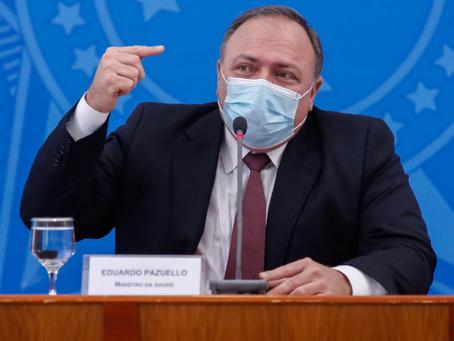 CPI da Pandemia: Ernesto, Pazuello e 'Capitã Cloroquina' depõem esta semana