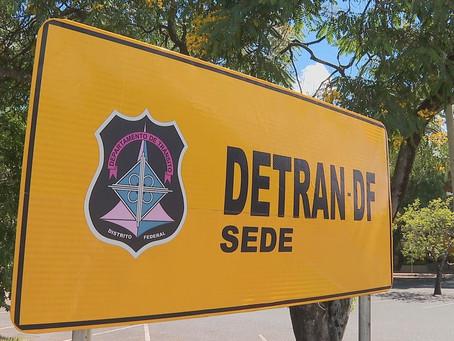 Servidores do Detran são presos em investigação de superfaturamento de contratos