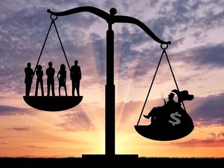 Reforma tributária só beneficia os mais ricos