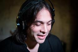 Recording in Italy 2013