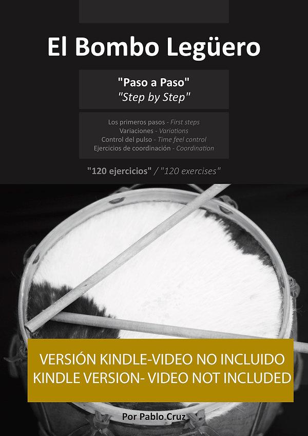 Libro Bombo Leguero Pablo Cruz Frente co