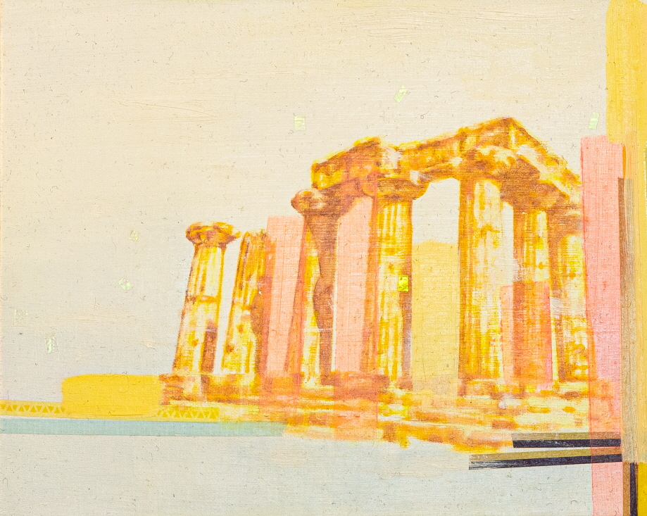 Memories of Colors, Temple of Apollo