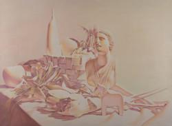 My Strange Still-life Painting