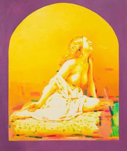 Memories of Colors, Female Nude