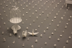 White void room, Vanitas