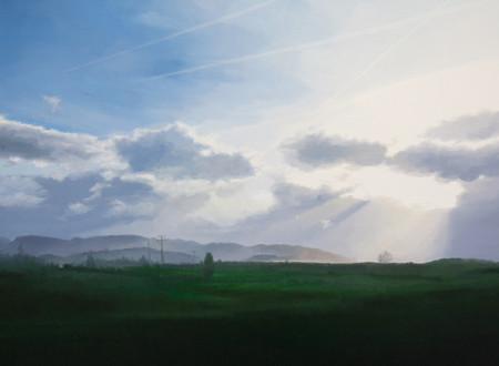 A Landscape of My Mind