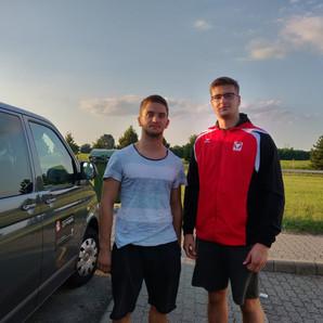Platz fünf für Moritz in Rumänien