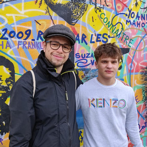 7. Platz für Adam beim U18 European Cup in Berlin