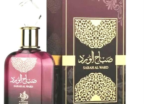 Sabah Al Ward by Al Wataniah 100ml edp