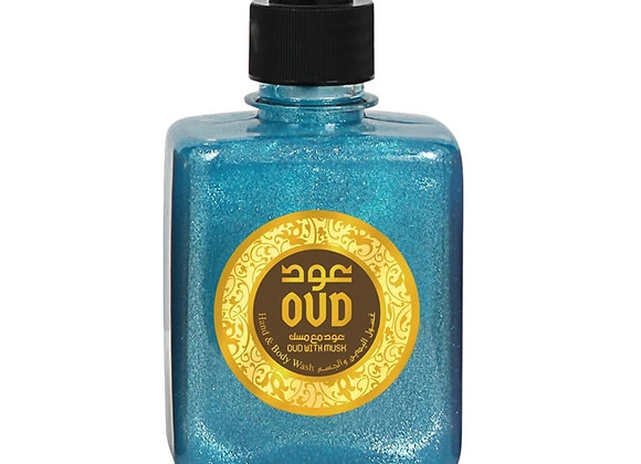Oud and Musk Hand Wash 300ml