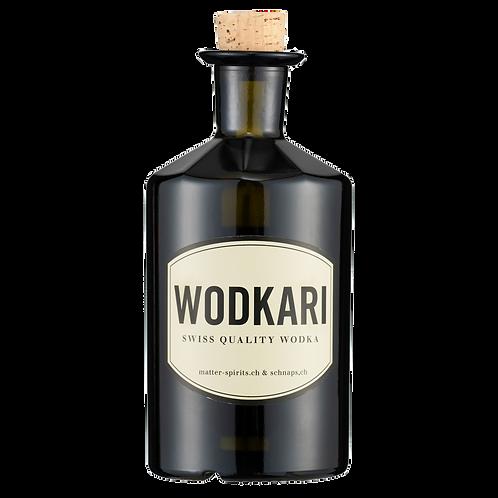 Wodkari – Swiss Quality Wodka