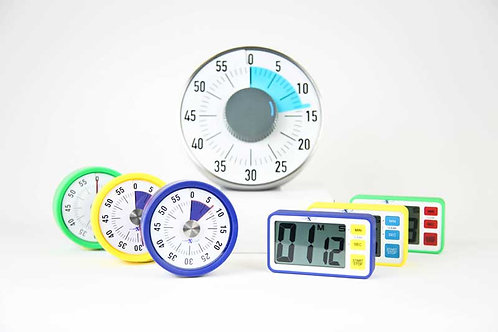 Nexus Count Away Timers & Digital Timer Class Set