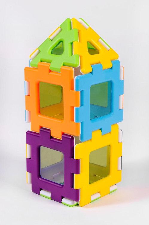 Kid's Windows and Light Construction Set